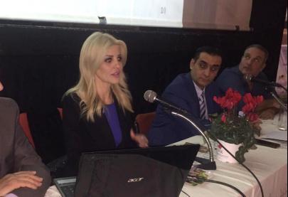 Η Έλενα Ράπτη με την καμπάνια «ΕΝΑ στα ΠΕΝΤΕ»  στο Κιάτο Κορινθίας - korinthosnews.gr