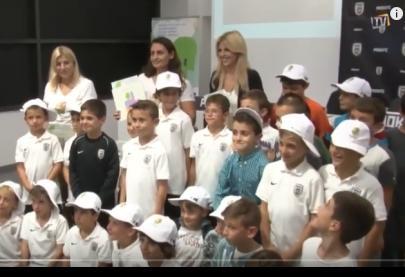 Εκδήλωση για την καμπάνια ΕΝΑ στα ΠΕΝΤΕ PAOK TV