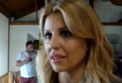 """Η Έλενα Ράπτη στη Ξάνθη μιλάει για την εκστρατεία """"ΕΝΑ στα ΠΕΝΤΕ"""""""