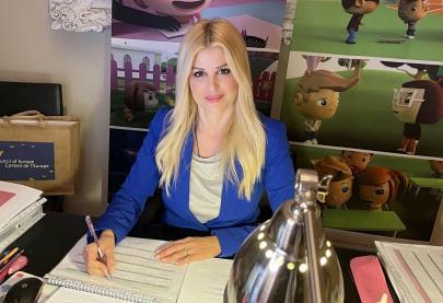 Συμμετείχα στην διαδικτυακή εκδήλωση της Περιφέρειας Κρήτης, με σύνθημα «Γυναίκες στην πρώτη γραμμή-Δυνατές μαζί», στο πλαίσιο του εορτασμού της Παγκόσμιας Ημέρας της Γυναίκας. Αναφέρθηκα στην πανευρωπαϊκή εικόνα του προβλήματος της παιδικής σεξουαλικής κακοποίησης και στα μεγάλα βήματα που έχουν γίνει στην Ελλάδα με την καμπάνια  «ΕΝΑ στα ΠΕΝΤΕ» του Συμβουλίου της Ευρώπης, στην κατεύθυνση της πρόληψης και του τερματισμού της παιδικής σεξουαλικής κακοποίησης.