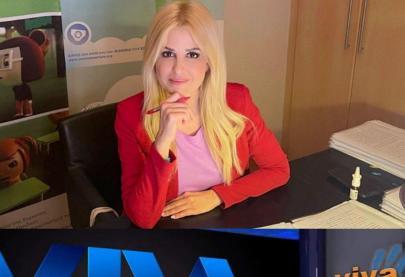 Φιλοξενήθηκα στη ραδιοφωνική εκπομπή «ΚΑΙ ΜΟΥΣΙΚΗ ΚΑΙ ΝΕΑ», που παρουσιάζει η Αναστασία Κοτζακόλιου στο ραδιοφωνικό σταθμό Viva GR 102,8 fm και συζητήσαμε για την παιδική σεξουαλική κακοποίηση και την αύξηση των περιστατικών, λόγω της πανδημίας.  Λόγω του εγκλεισμού και δεδομένου ότι ο δράστης συνήθως είναι πρόσωπο του οικείου περιβάλλοντος, το θύμα είναι εγκλωβισμένο στο ίδιο περιβάλλον με τον θύτη. Τα παιδιά πρέπει να γνωρίζουν τα όρια τους και εάν βιώνουν κάποιας μορφής σεξουαλική κακοποίηση να βρίσκουν τη δύναμη να σπάνε τη σιωπή.