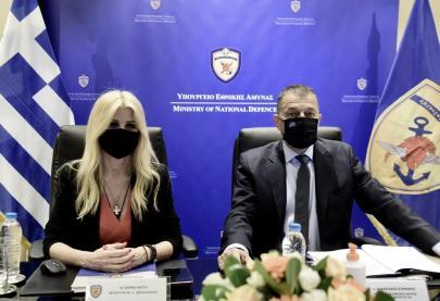 Το Υπουργείο Εθνικής Άμυνας, στο πλαίσιο της διάδοσης των μηνυμάτων της καμπάνιας «ΕΝΑ στα ΠΕΝΤΕ» του Συμβουλίου της Ευρώπης, διοργανώνει μια σειρά διαδικτυακών ομιλιών ενημερωτικού χαρακτήρα, με θέμα: «Πρόληψη και αντιμετώπιση της παιδικής σεξουαλικής κακοποίησης».  Σκοπός της δεύτερης διαδικτυακής εκδήλωσης στην οποία μίλησα μαζί με την Αστυνόμο Α' Σοφία Κουσίδου, Προϊσταμένη της Υποδιεύθυνσης Προστασίας Ανηλίκων της Διεύθυνσης Ασφάλειας Θεσσαλονίκης, είναι η ενημέρωση και ευαισθητοποίηση του προσωπικού και των γονέων των παιδιών που είναι εγγεγραμμένα στους βρεφονηπιακούς σταθμούς Ξάνθης, Κομοτηνής, Αλεξανδρούπολης, Φερρών, Σουφλίου, Διδυμοτείχου, Ορεστιάδας, Λήμνου και Μυτιλήνης των Ενόπλων Δυνάμεων.